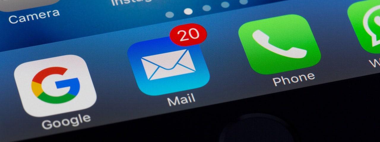 business email telefonnummer