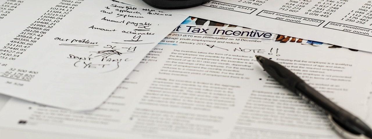 steuerliche erfassung