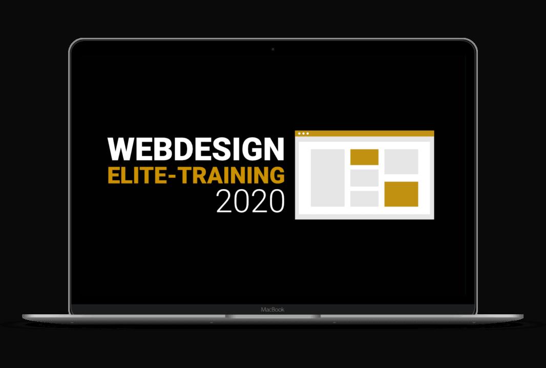 webdesign elite training 2020 copecart