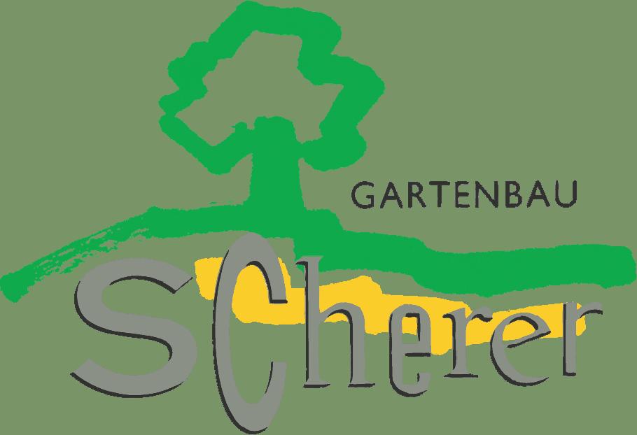 gartenbau scherer logo